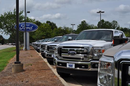 Ford Dealership Raleigh Nc >> Capital Ford Raleigh : Raleigh, NC 27616 Car Dealership, and Auto Financing - Autotrader