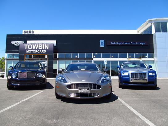 towbin motorcars las vegas nv 89146 car dealership and