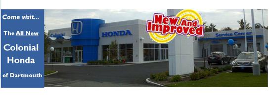 about colonial honda of dartmouth in dartmouth ma 02747