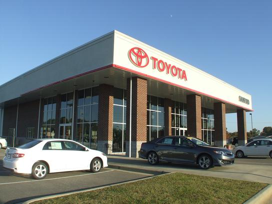 Fred Anderson Toyota Of Sanford : Sanford, NC 27332 Car Dealership, And  Auto Financing