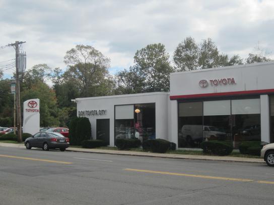 Dch Toyota City Mamaroneck Ny 10543 Car Dealership And