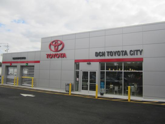 Dch Toyota City Mamaroneck Ny Dealership Research Autos Post