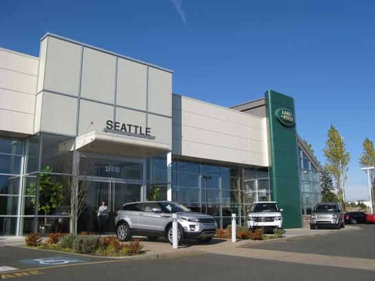 Jaguar Land Rover Seattle 1