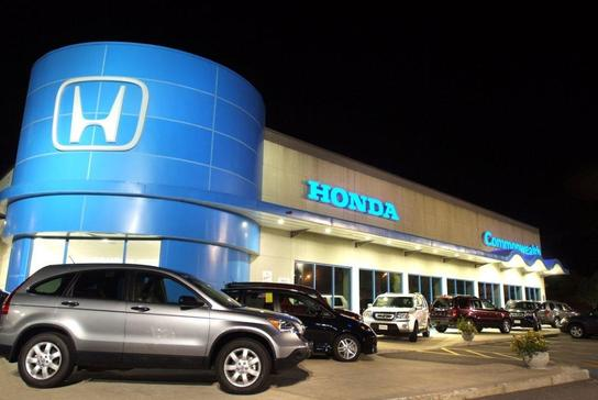 New and used honda dealership in lawrence commonwealth Commonwealth motors used cars