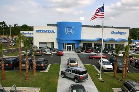 Grainger Honda Garden City GA 31408 Car Dealership and Auto