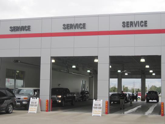 Autonation Toyota Gulf Freeway Houston Tx 77034 2402