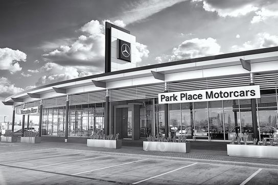 Park place motorcars grapevine a mercedes benz dealer for Park place mercedes benz