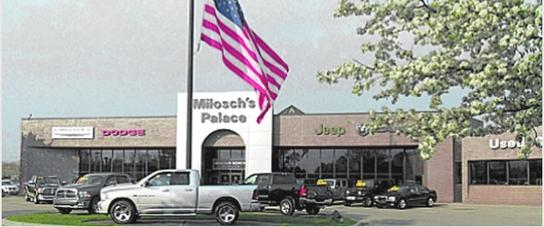 Milosch's Palace Chrysler Dodge Jeep RAM