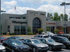 Westgate Chrysler Jeep Dodge RAM