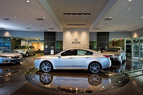 Goodson Acura car dealership in Dallas, TX 75219 - Kelley Blue Book