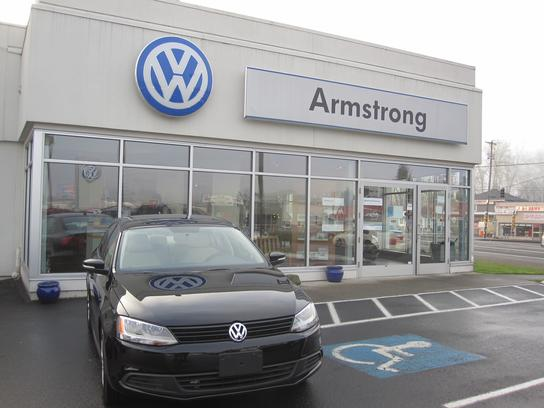 About Armstrong Volkswagen In Gladstone Or 97027 Kelley Blue Book