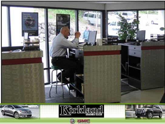 Buick gmc of kirkland dealership new buick gmc sales for Clyde revord motors everett wa