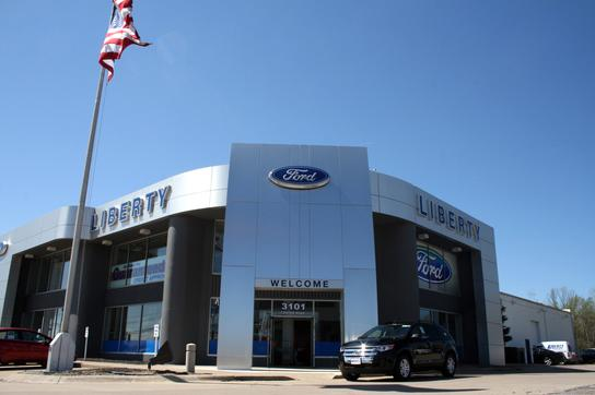 Liberty Ford Brunswick 1