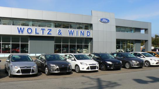 Woltz & Wind Ford Inc.