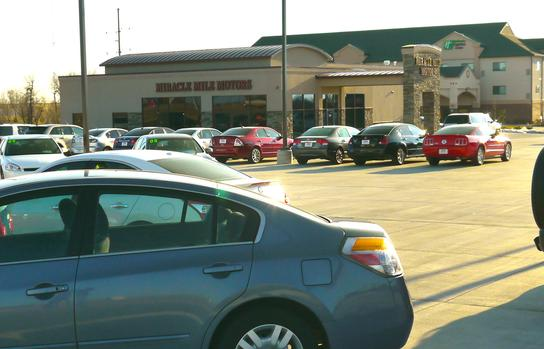 Miracle mile motors ne lincoln ne 68526 car for Motor mile auto sales