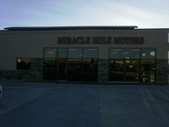 miracle mile motors ne lincoln ne 68526 car