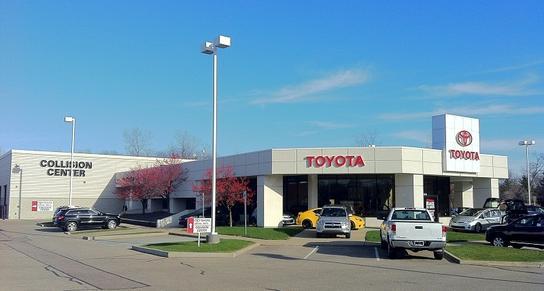 Szott M 59 Toyota Waterford Mi 48328 Car Dealership