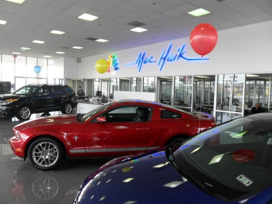 Mac Haik Ford De Soto Desoto Tx 75115 Car Dealership