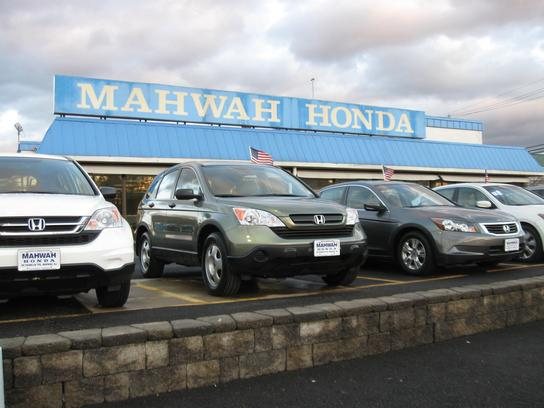 Mahwah Honda : MAHWAH, NJ 07430 Car Dealership, and Auto Financing