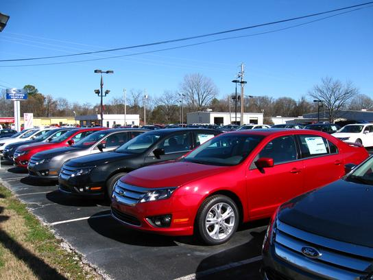 Lynn Layton Ford Used Cars