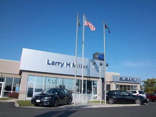 Larry H. Miller Subaru of Boise
