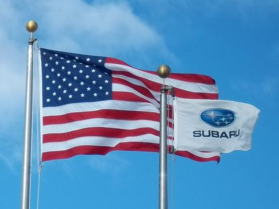 Larry H. Miller Subaru of Boise 1