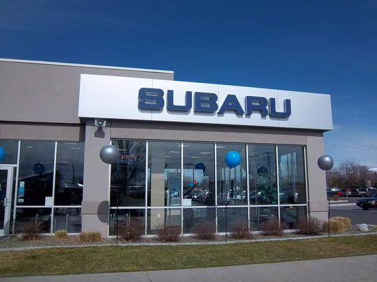 Larry Miller Boise >> Larry H. Miller Subaru of Boise car dealership in Boise ...