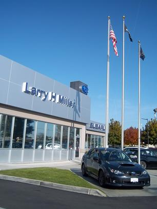New and used car dealer larry h miller subaru boise for Subaru motors finance address