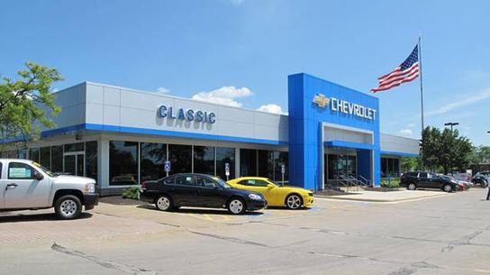 Classic Chevrolet : Mentor, OH 44060-4233 Car Dealership ...