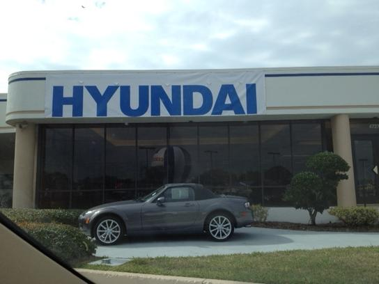 Hyundai of New Port Richey 1