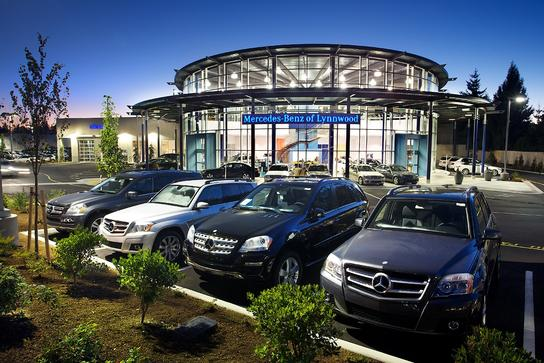 mercedes benz of lynnwood car dealership in lynnwood wa