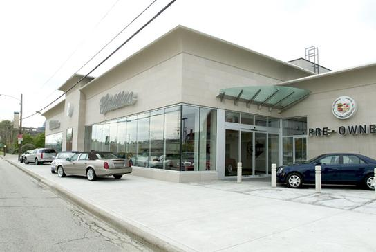 Central Cadillac : Cleveland, OH 44115 Car Dealership, and ...