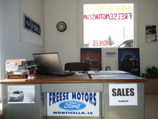 Freese Motors Inc. 1