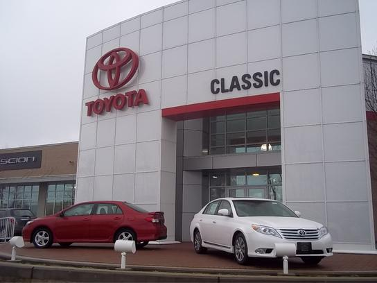 classic toyota mentor oh 44060 4230 car dealership and auto financing autotrader. Black Bedroom Furniture Sets. Home Design Ideas