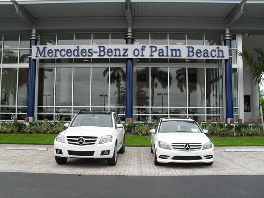 Mercedes benz of palm beach west palm beach fl 33409 for Miami mercedes benz dealers