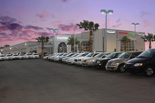 Prestige Chrysler Jeep Dodge Las Vegas NV Car Dealership - Chrysler jeep dodge dealer