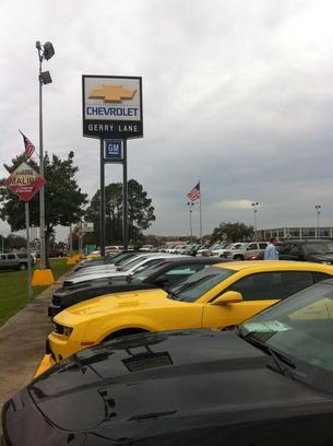 Gerry Lane Chevrolet >> Gerry Lane Chevrolet : Baton Rouge, LA 70806-4464 Car ...