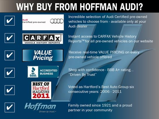 Hoffman Audi of New London 2