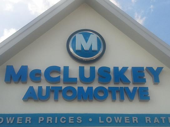 Mccluskey automotive cincinnati oh 45251 car dealership for Approved motors colerain ohio