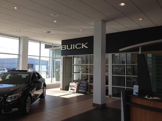 Gilchrist Chevrolet Buick GMC of Tacoma 3