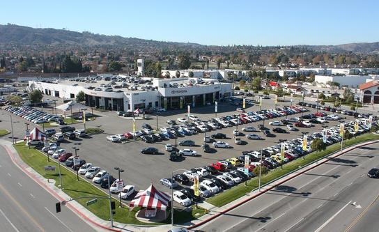 Puente Hills Toyota : City of Industry, CA 91745 Car Dealership, and ...