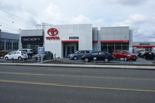 Toyota And Scion Dealer Auburn Wa New Used Cars For Sale