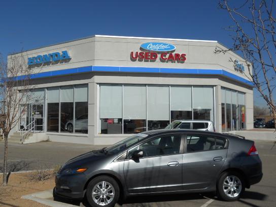 Garcia Honda : Albuquerque, NM 87110 Car Dealership, and Auto ...