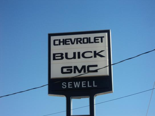 Sewell Chevrolet Buick GMC car dealership in Andrews, TX ...