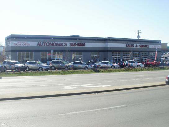 Autonomics Lexington KY Car Dealership And Auto - Chrysler dealership lexington ky