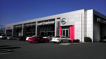 East Charlotte Nissan : Charlotte, NC 28227-9418 Car Dealership, and