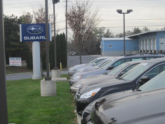 faulkner subaru bethlehem pa 18016 car dealership and