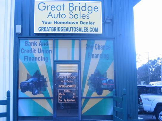Great Bridge Auto Sales 2