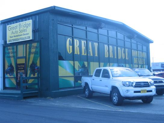 Great Bridge Auto Sales 1