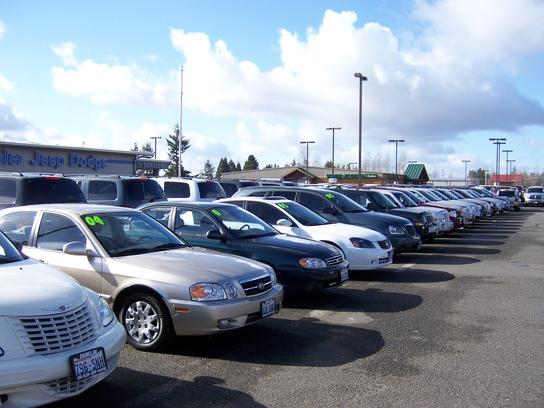 Enumclaw Chrysler Jeep Dodge RAM 1